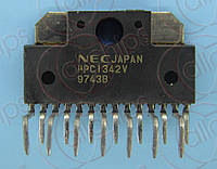 УНЧ 100Вт NEC uPC1342V ZIP14