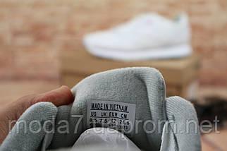 Мужские кроссовки искусственная кожа весна/осень белые Ditof A 398, фото 3