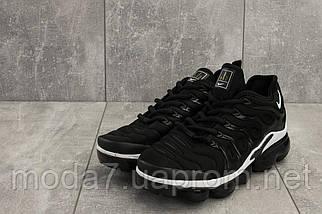 Мужские кроссовки текстильные весна/осень черные Classica G 5113 -5, фото 2