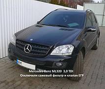 Mercedes ML320 3,0 TDI