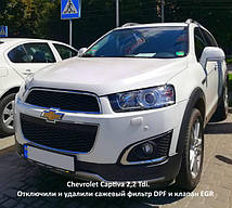 Chevrolet Captiva 2,2 Tdi