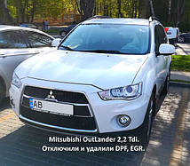 Mitsubishi OutLander 2,2 Tdi