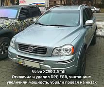 Volvo XC90 2,5 Tdi