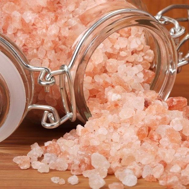 Соль розовая гималайская, крупнокристаллическая, 50 грамм