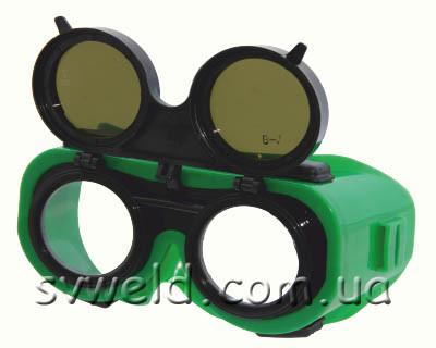Окляри ЗНД2-В2 ADMIRAL окуляри закриті,непр.вентиляція