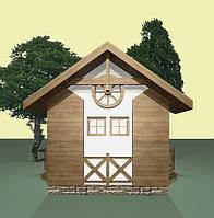 Дизайн-проект вбиральні ресторанного комплексу «КАРАТ»