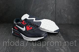 Мужские кроссовки искусственная кожа весна/осень синие Classica G 5056 -3, фото 3