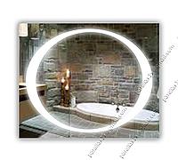 Зеркало с LED подсветкой, 900х700мм, L22, фото 1