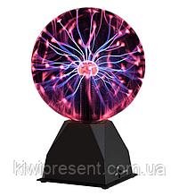 Плазменный шар Теслы 15 см, ночник , Plasma Light Magic Flash Ball