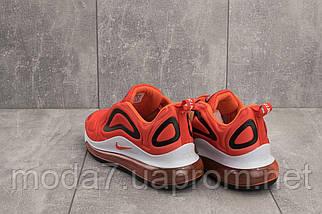Женские кроссовки текстильные весна/осень оранжевые Ditof B 1154 -7, фото 3
