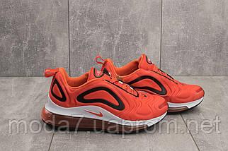 Женские кроссовки текстильные весна/осень оранжевые Ditof B 1154 -7, фото 2