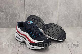 Мужские кроссовки текстильные весна/осень синие Baas A 386 -3, фото 2