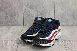 Мужские кроссовки текстильные весна/осень синие Baas A 386 -3, фото 3