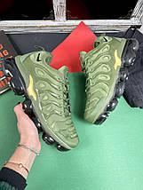 Мужские кроссовки текстильные весна/осень хаки Classica G 5113 -2, фото 2