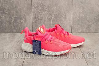 Женские кроссовки текстильные весна/осень розовые Ditof B 18125 -3, фото 2