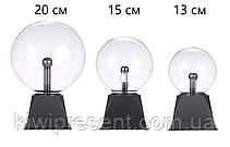 Плазменный шар Теслы 15 см, ночник , Plasma Light Magic Flash Ball, фото 3