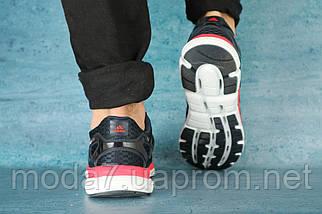Мужские кроссовки искусственная кожа весна/осень синие Classica 161 -27, фото 2