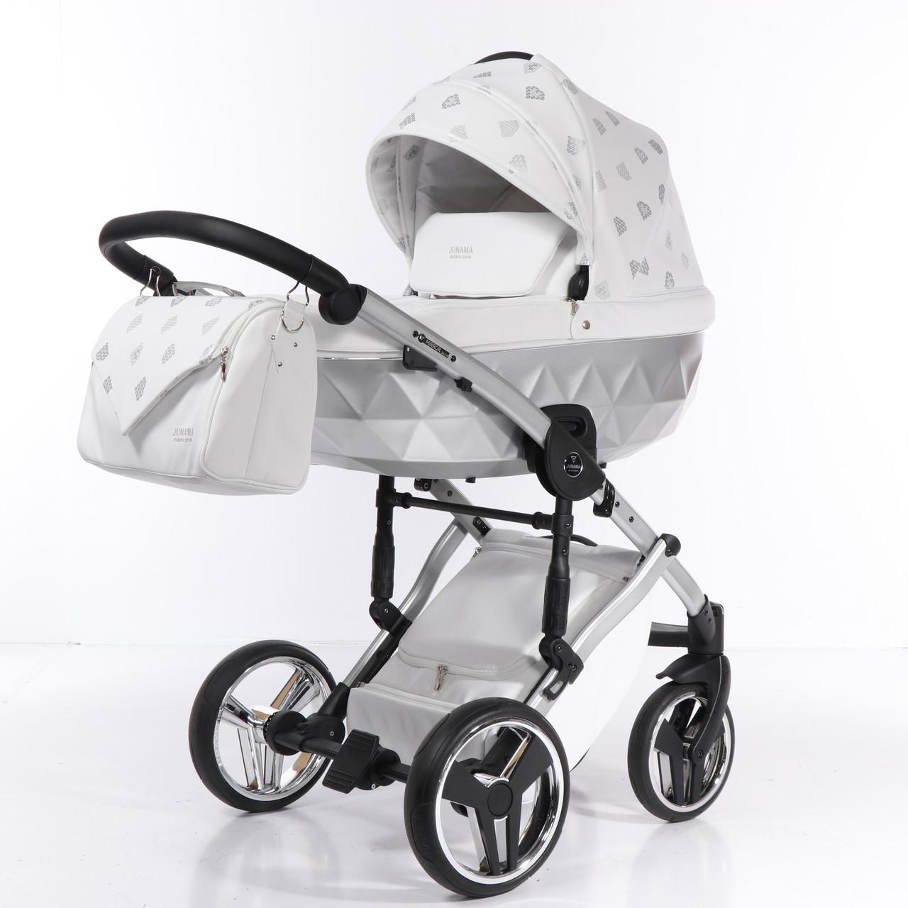 Детская  коляска 2 в 1 Junama Diamond Glow 03