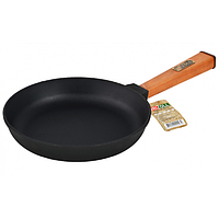 Сковорода чугунная Brizoll Оптима О2860-Р 28 см