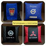 Автомобильная подушка с логотипом, фото 3
