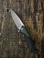 Нож Petrified Fish PF838 Black окаменевшая рыба