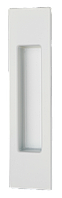 Ручка купе для раздвижных дверей MVM SDH-2 White