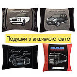 Авто подушка с логотипом, фото 8