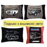 Подушка с логотипом авто, фото 8