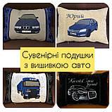 Подушка с логотипом авто, фото 9