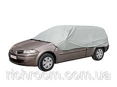 F1-01115, Чохол тент автомобільний Kombi (180 х 80 х 310 см), Ultimate Speed, сірий