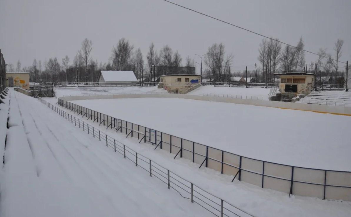 Хокейные и универсальные спортивные площадки.