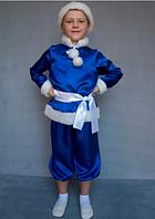 Детский карнавальный костюм Новый год для мальчиков от 3 до 8 лет