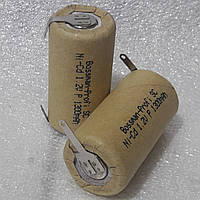 Аккумуляторы для шуруповерта bossman  SC NiCa 1.2v P - 1300mAh 1.2v U