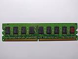 Оперативная память Kingston DDR2 2Gb 800MHz PC2-6400E ECC (KTH-XW4400E6/2G) Б/У, фото 3