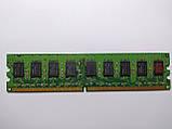 Оперативная память Kingston DDR2 2Gb 800MHz PC2-6400E ECC (KTH-XW4400E6/2G) Б/У, фото 9