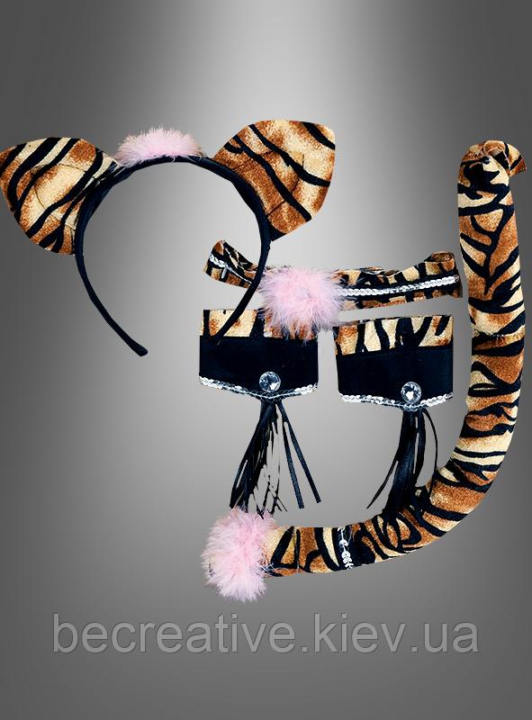 Набор для образа тигра