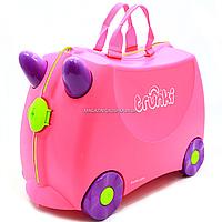Чемоданчик Trunki детский для путешествий Trixie (0061-GB01), фото 1