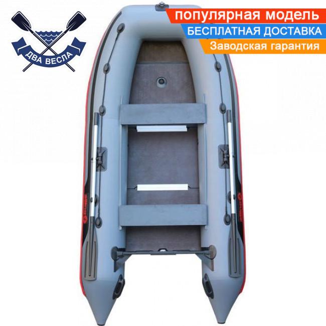 Килевая лодка Elling Пилот-310 трехместная с жестким дном