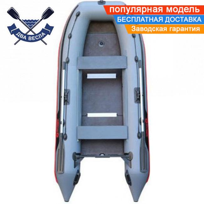 Килевая лодка Elling Пилот-340 четырехместная с жестким дном