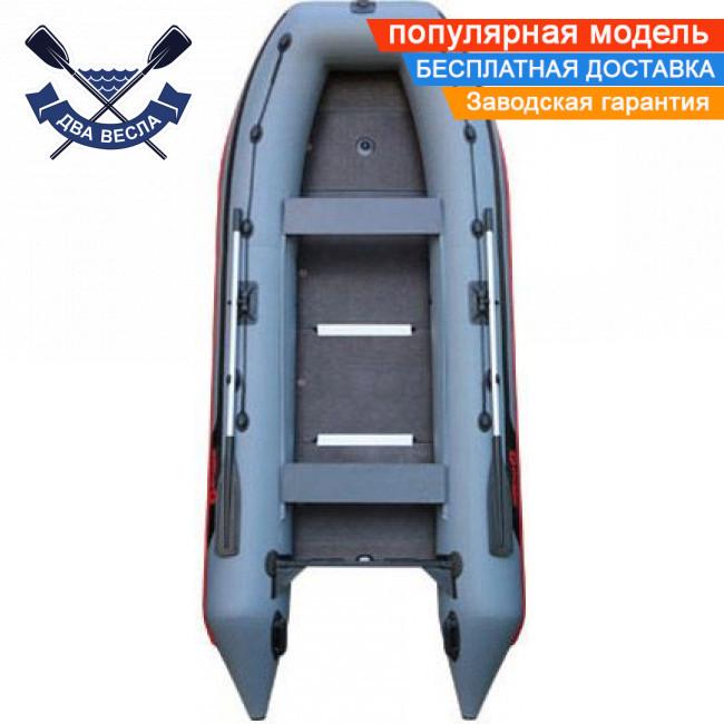 Килевая лодка Elling Пилот-370 четырехместная с жестким дном