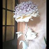Светильник пион цветок большой цветок торшер светящиеся цветы Ростовые цветы, фото 5