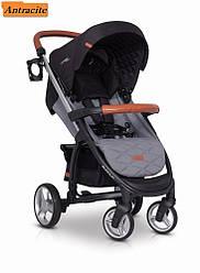 Детская прогулочная коляска для ребенка EasyGo Virage Ecco Grey fox