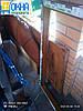 Двустворчатые окна ламинированные в массе, фото 4