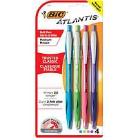 Ручки автоматичні BIC Atlantis Retractable Pen,1mm ( VCGAP41-ASST)