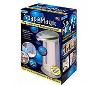 Дозатор Soap Bright Nightlight Soap Dispenser № E64