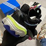 Мужские кроссовки Adidas Originals Torsion X Black, кроссовки адидас оригиналс торсион кросівки Adidas Torsion, фото 7