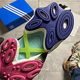 Мужские кроссовки Adidas Originals Torsion X Black, кроссовки адидас оригиналс торсион кросівки Adidas Torsion, фото 9