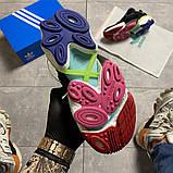 Мужские кроссовки Adidas Originals Torsion X Black, кроссовки адидас оригиналс торсион кросівки Adidas Torsion, фото 8