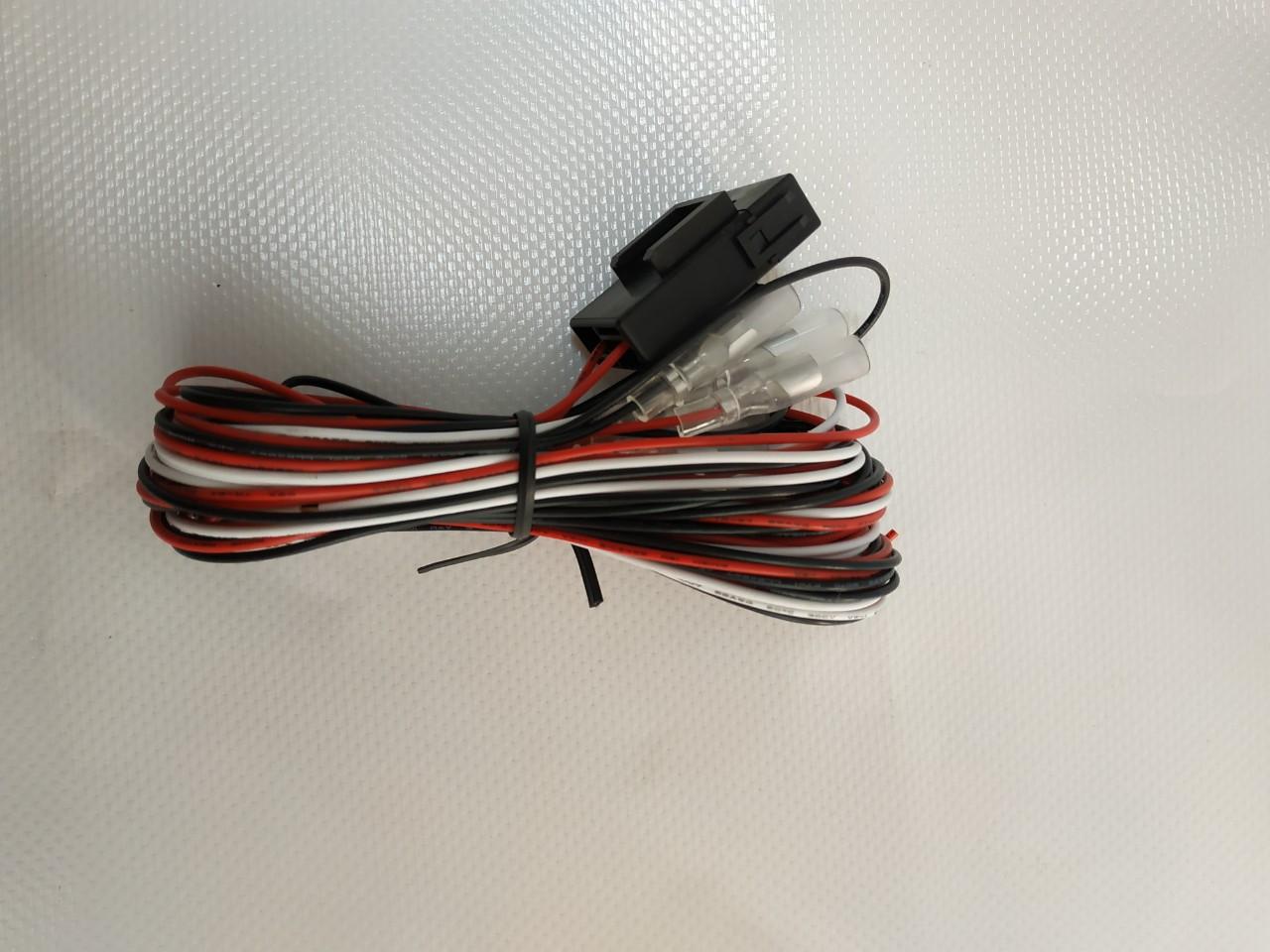 Провода питания на противотум. фары 2 х 35W для ходовых 012