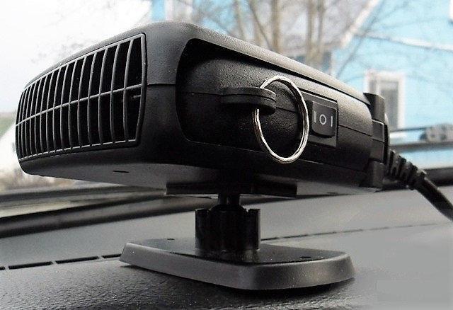 Польский автомобильный обогреватель в машину 24V